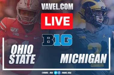 Ohio State Buckeyes vs. Michigan Wolverines: LIVE Stream Online and College Football Updates (56-27)