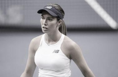 La tenista Danielle Collins es expulsada de un torneo al saltarse el protocolo por la COVID-19