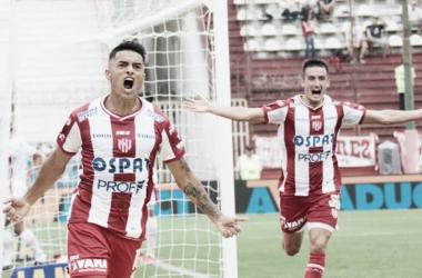 Este fue el partido por la Superliga 2018/19 entre Unión y Huracán en el Ducó, ganó el Tatengue 3 a 1. Foto: Sol 91.5.