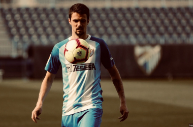 Erik Moràn/foto: Málaga CF