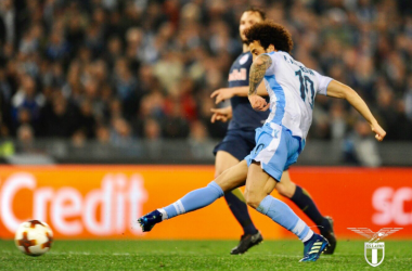 Twitter Lazio.