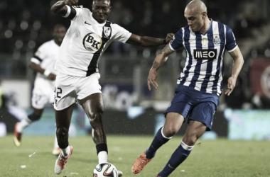 Empate imposto pelo Vitória sentencia Porto a 9 pontos de castigo