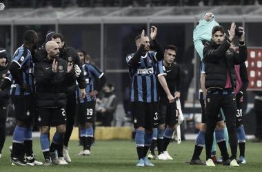 El negriazul tuvo un partido para el olvido | Fotografía: Internazionale