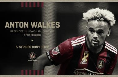 Anton Walkes regresa a Atlanta United FC