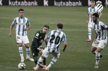Real Sociedad-Espanyol: Una dura derrota