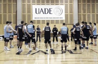 Foto: Confederación Argentina de Básquetbol
