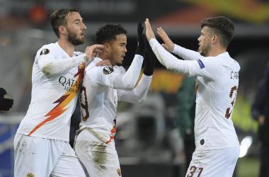 La Roma va agli ottavi con il brivido iniziale: contro il Gent finisce 1-1