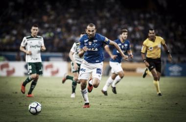 """<p class=""""MsoNormal"""">Foto: Vinnicius Silva/Cruzeiro/Divulgação<o:p></o:p></p>"""