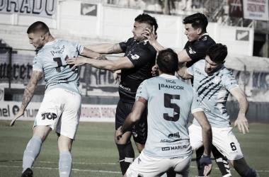 Fecha 20° Primera Nacional- Quilmes 0- Estudiantes de Río Cuarto 0