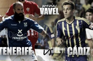 Previa CD Tenerife vs Cádiz CF | Previas VAVEL