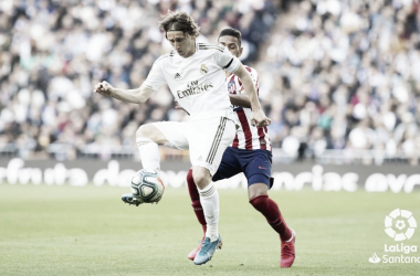 Resumen Real Madrid vs Atlético en LaLiga 2020/21 (2-0)