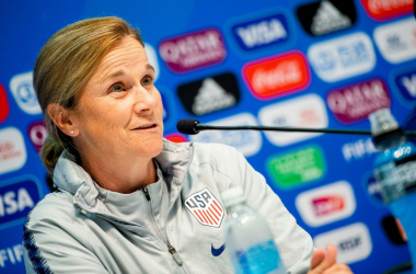 Jill Ellis set to step down as USWNT head coach
