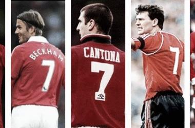 El '7' de Old Trafford