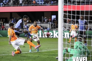 Images and Photos of MLS San Jose Earthquakes 1-2 Houston Dynamo