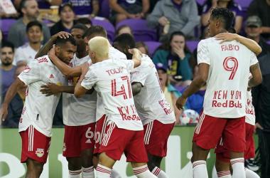 Orlando City 1-2 New York Red Bulls: Fabio winner gives visitors all three points