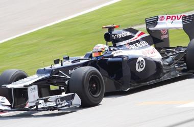 Williams F1 Team - 2006-2013 : Loin du compte