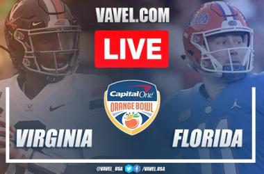 Virginia Cavaliers vs. Florida Gators: Live Stream Online TV Updates and How to Watch 2019 Capital One Orange Bowl (28-36)