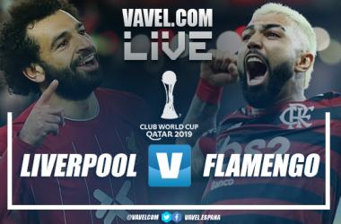 Resumen Liverpool 1-0 Flamengo, los Reds son campeones del mundo