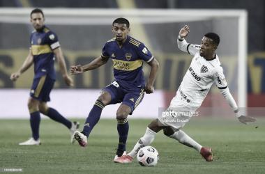Boca Juniors vs Atlético Mineiro (Copa Libertadores)