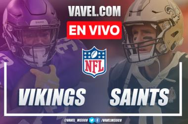 Resumen y touchdowns: Minnesota Vikings 26-20 New Orleans Saints en NFL Wild Card 2020