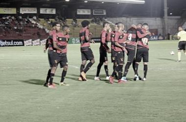 Com placar magro, Sport Recife bate Desportiva Paraense na estreia da Copa SP