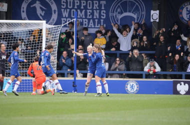 The Warm Down: Chelsea Women continue to triumph.