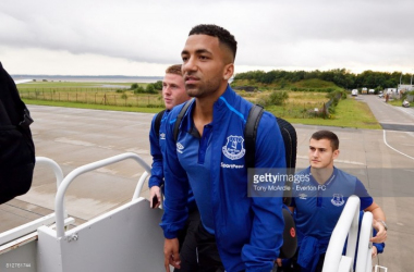 Lennon has been with Everton since 2015 (Photo: Tony McArdle/ Everton FC)