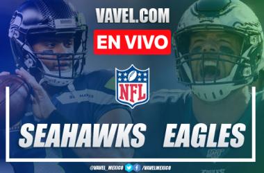 Resumen y touchdowns: Seattle Seahawks 19 - 7 Philadelphia Eagles en NFL Wild Card 2020