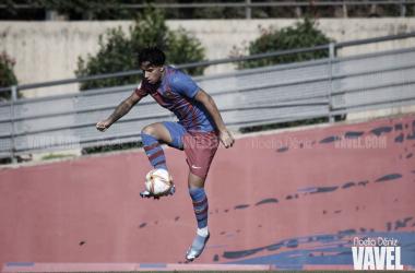 Diego Almeida, temporada 2021| Foto: Noelia Déniz-VAVEL