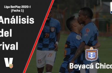 Envigado F. C., análisis del rival: Boyacá Chicó