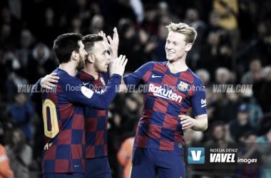El análisis: el Barça también sabe sufrir