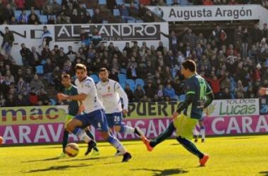 Real Zaragoza - Real Valladolid: aquellos maravillosos años...