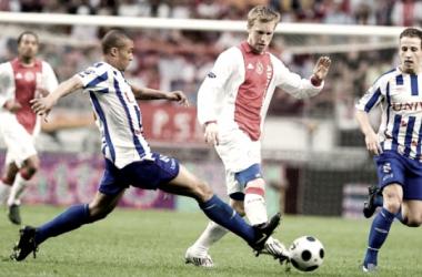 El Ajax debe conseguir la victoria | Foto: @Ajax.nl