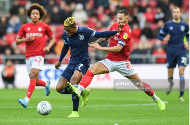 Bristol City 5-2 Huddersfield Town - Rocking Robins fly to victory