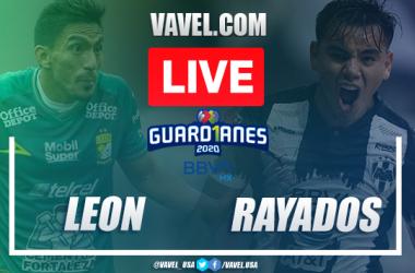 Goals and Highlights: León 1-0 Rayados, 2020 Liga MX