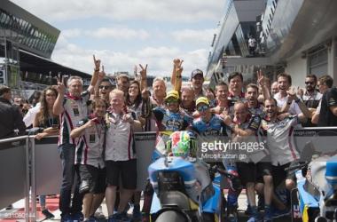 Moto2: Morbidelli wins racing masterclass in Austria
