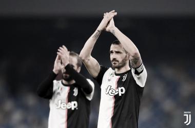 Juventus no puntuó en la jornada 21 de la Serie A | Fotografía: Juventus