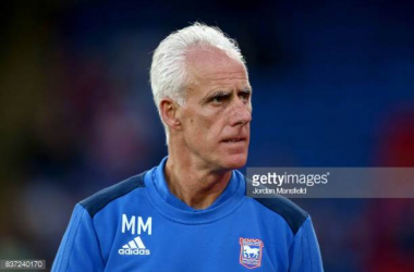 Ipswich boss Mick McCarthy's reign at Portman Road is coming to an end