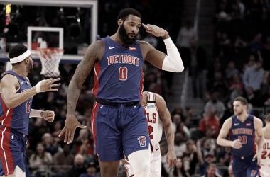 Drummond leaves Detroit