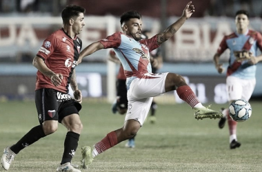 Último enfrentamiento 30/04/2021- Jornada 2- Colón 2- Arsenal 0