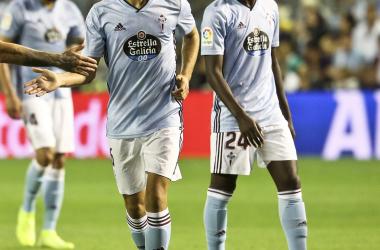 Resumen Celta de Vigo 2-2 RCD Mallorca en LaLiga Santander 2019