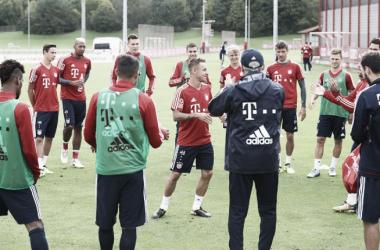 Foto: Alexander Hassenstein/FC Bayern