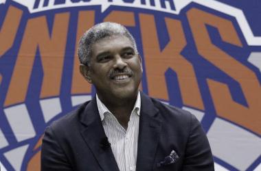 Knicks fire Steve Mills