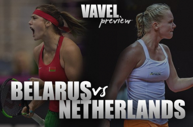 Fed Cup Qualifiers Preview: Belarus vs Netherlands