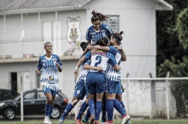 Com muita facilidade, Avaí Kindermann massacra Vitória na abertura do Brasileirão Feminino