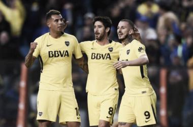 El Xeneize sumó de a tres en todos los partidos de la Superliga | Foto: ESPN
