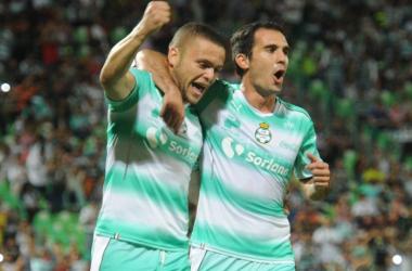 Dos jugadores claves de Santos estarían ausentes en el inicio de torneo   Foto: Imago 7