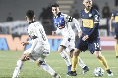 Boca, eliminado de la Copa Argentina