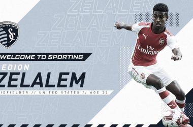 Zelalem ficha por Sporting KC