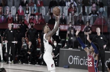 Resumen de la jornada NBA: Todo por disputar en el Oeste